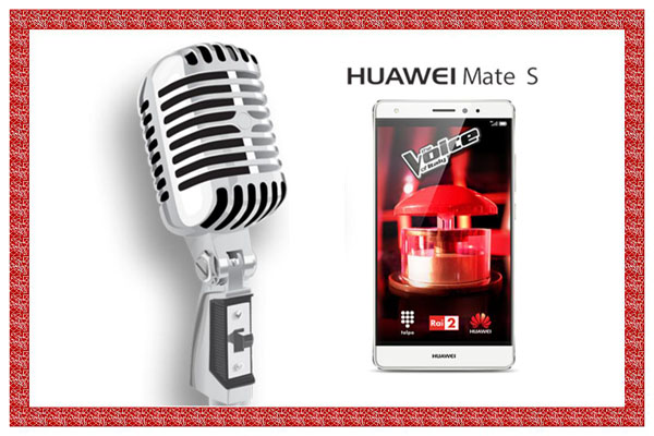 concorso huawei thevoice