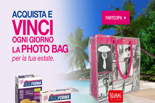 pesoforma photo bag