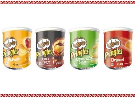 Vinci un Apple Watch Sport con Pringles
