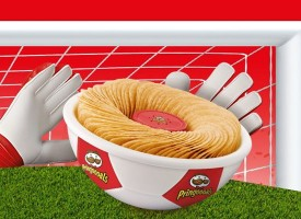 Pringles ti regala la fantastica Foot-bowl!