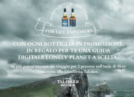 Talisker ti regala Lonely Planet e vinci n viaggio all'isola di Skye