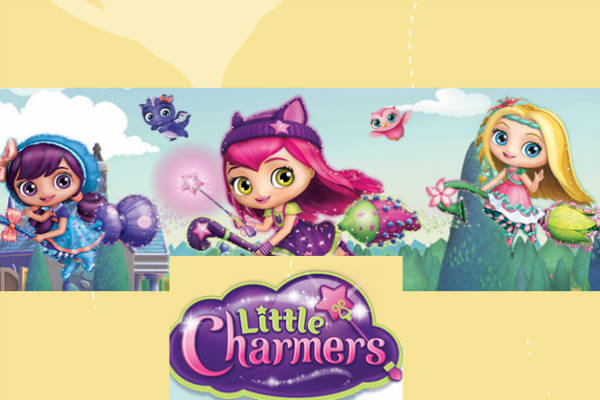 concorso frisbee little charmers