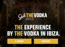 Vinci un week-end a Ibiza con vodka Stolichnaya