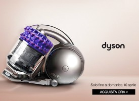 Dyson in offerta su Amazon BuyVIP