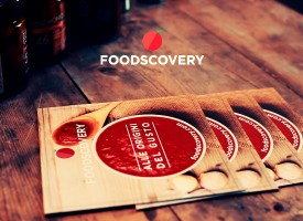 Foodscovery: 30 euro in regalo