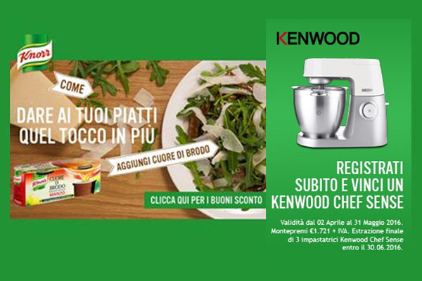 knorr kenwood concorso