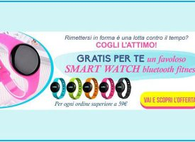 Acquista su casahenkel.it e ricevi gratis lo Smart Watch