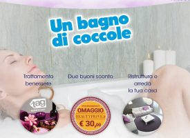 Tenderly ti regala un bagno di coccole
