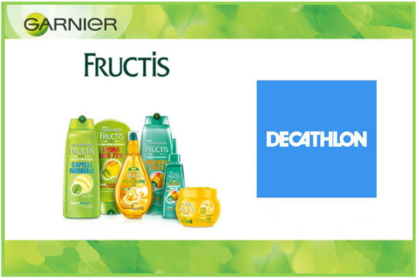garnier fructis decathlon estate
