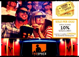 -10% sul Cinema con Groupalia