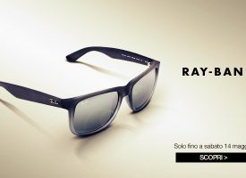 Occhiali da sole Ray Ban in offerta su Amazon BuyVIP