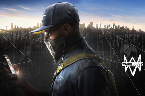 Preordine Videogioco Ubisoft WatchDogs2 Amazon