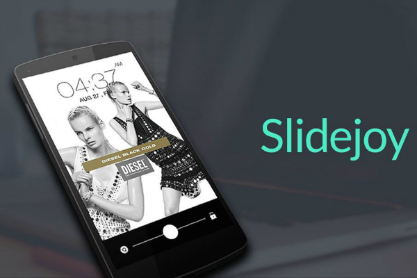 slidejoy guadagna app