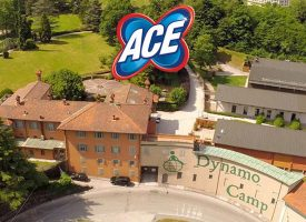 Sostieni Dynamo Camp con ACE e vinci un weekend a Montecatini
