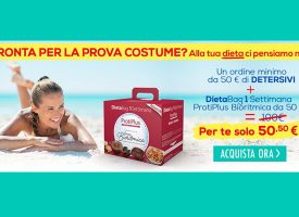 Acquista su casahenkel.it e ricevi in regalo una DietaBag
