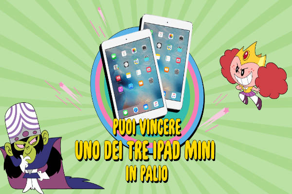 concorso cartoon network