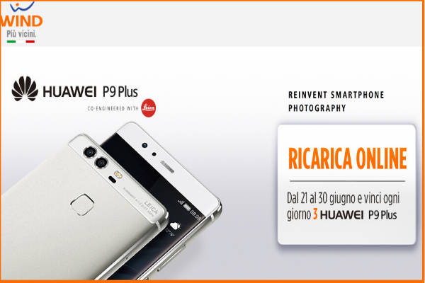 concorso wind huawei