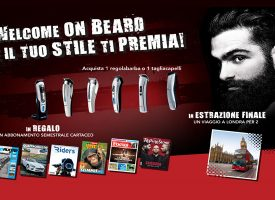 Welcome on Beard: Imetec premia il tuo stile!