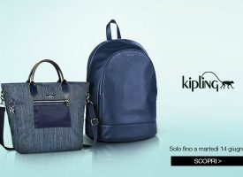 Accessori Kipling in offerta solo su Amazon BuyVIP
