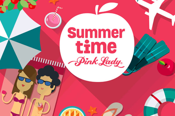 pink lady summer