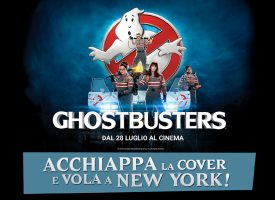 Vola a New York con Cover Store e Ghostbusters