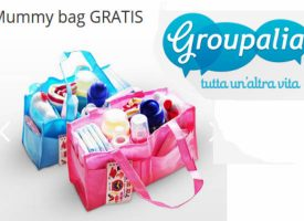 Mummy Bag gratis con Groupalia