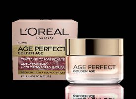 Prova Age Perfect Golden Age con Opinion Model