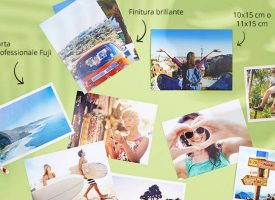 Solo con PhotoBox 100 stampe a 2 euro