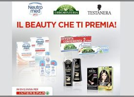 "Da Interspar c'è ""Il beauty che ti premia""!"