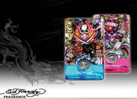 Omaggio profumo Ed Hardy Original for Men