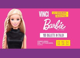 "Vinci un ingresso gratuito per la mostra ""Barbie The Icon"""