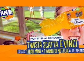 Twista, scatta e vinci un iPad Mini con Fanta