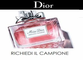 Omaggio profumo Miss Dior Absolutely Blooming