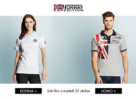Geographical Norway in offerta su Amazon BuyVIP