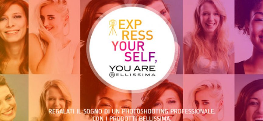 Regalati un Photoshooting professionale con Bellissima