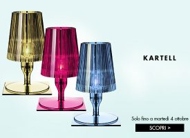 Kartell in offerta su Amazon BuyVIP