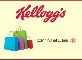 Kellogg's ti regala lo shopping su Privalia