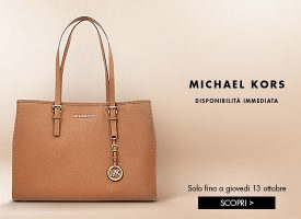 La tua borsa Michael Kors in offerta su Amazon BuyVIP