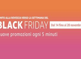 Risparmia con le offerte a tempo di Amazon in attesa del Black Friday