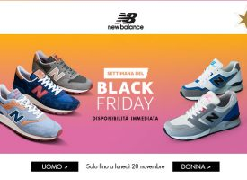New Balance in offerta su Amazon BuyVIP