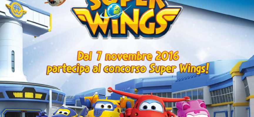 Gioca con Cartoonito e vinci fantastici premi Super Wings