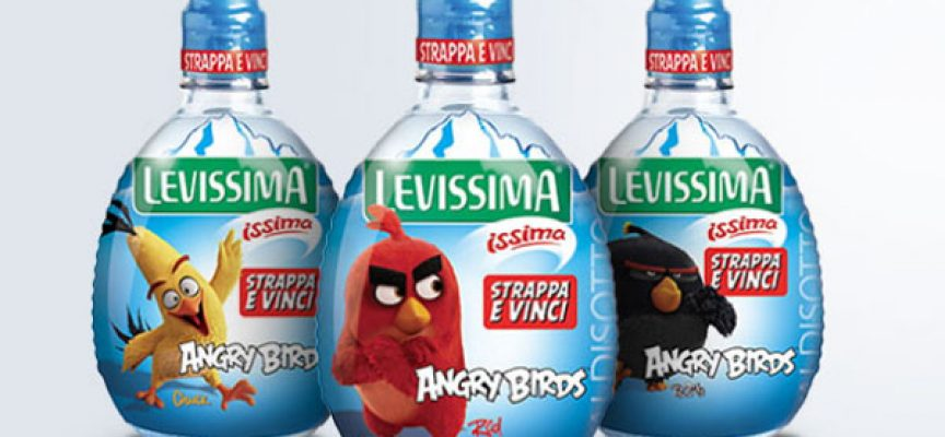 Vinci un Tablet Asus con Issima Angry Birds