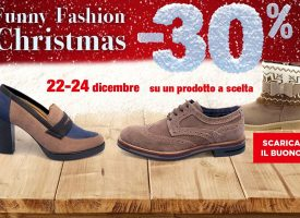 Funny Fashion Christmas: scarica il nuovo coupon Pittarello