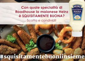 Vinci un originale porta salse con Heinz e Roadhouse