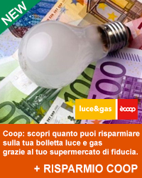 Coop Luce Gas