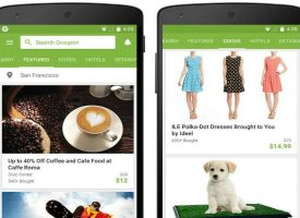 Scarica l'app Groupon e parti in bellezza