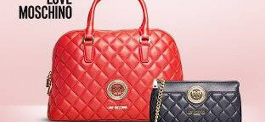Love Moschino in offerta su Amazon Buy Vip