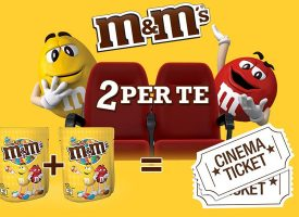 M&M's e Stardust ti regalano due ingressi per il cinema