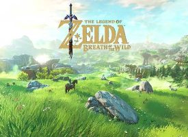 Prenota il nuovo open world The Legend of Zelda: Breath of the Wild al prezzo scontato
