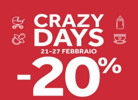 Crazy Days Prénatal!